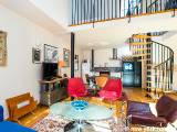Paris 1 Bedroom - Duplex accommodation - Apartment reference PA-3234