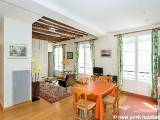 Paris 1 Bedroom accommodation - Apartment reference PA-3309