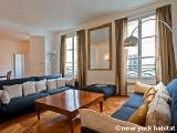 Paris 3 Bedroom apartment - Apartment reference PA-3535