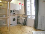 Paris Studio apartment - Apartment reference PA-3536