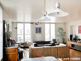 Paris 4 Bedroom accommodation - Apartment reference PA-3745