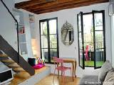 Paris Studio apartment - Apartment reference PA-4104