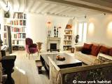 Paris 3 Bedroom - Loft - Duplex accommodation - Apartment reference PA-4183