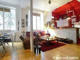 Paris 2 Bedroom - Loft accommodation - Apartment reference PA-4187