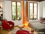 Paris 1 Bedroom - Duplex accommodation - Apartment reference PA-4237
