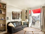 Paris 1 Bedroom accommodation - Apartment reference PA-4255