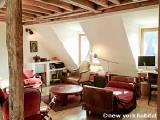 Paris 3 Bedroom - Loft - Triplex accommodation - Apartment reference PA-4264