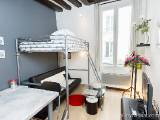 Paris Studio accommodation - Apartment reference PA-4336