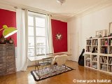 Paris 2 Bedroom accommodation - Apartment reference PA-4365