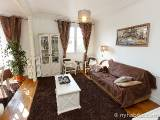 Paris 2 Bedroom accommodation - Apartment reference PA-4377