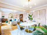 Paris 3 Bedroom accommodation - Apartment reference PA-4417