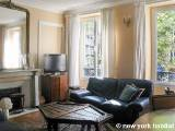 Paris 4 Bedroom accommodation - Apartment reference PA-4573