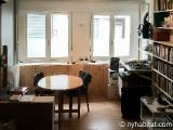 Paris Studio apartment - Apartment reference PA-4707