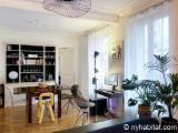 Paris 2 Bedroom accommodation - Apartment reference PA-827