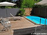 South of France - Montpellier Region - 2 Bedroom - Villa apartment - Apartment reference PR-1140