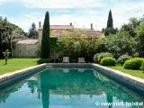 South of France - Provence - 5 Bedroom - Mas accommodation - Apartment reference PR-79