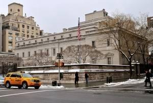 New York: il palazzo della Collezione Frick