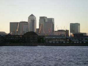 Canary Wharf, Londra