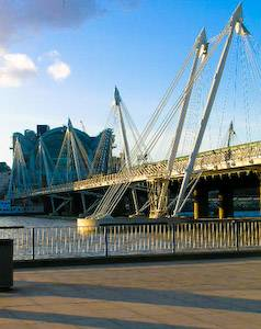 Millennium Pedestrian Bridge