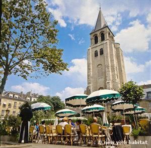 """Paris Saint-Germain-des-Prés - Café """"Les Deux Magots"""""""