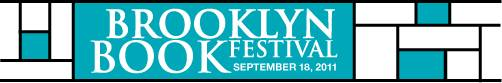 Il logo del Brooklyn Book Festival