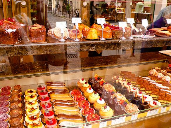 Pasticcini a Parigi