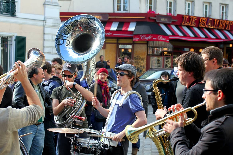 Immagine della Fête de la Musique.