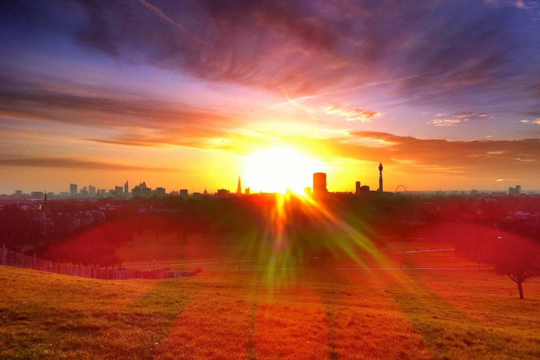 i 5 luoghi migliori per godersi il tramonto a londra : il blog di ... - Migliore Zona Soggiorno Londra