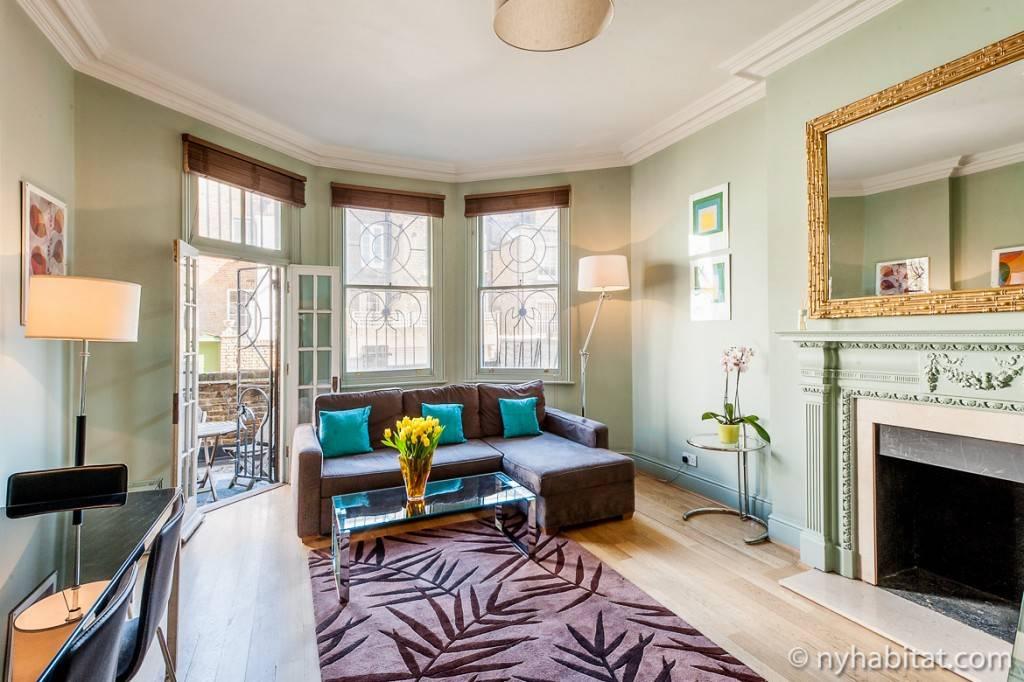 Appartamenti per una romantica vacanza a londra il blog for Foto di appartamenti arredati