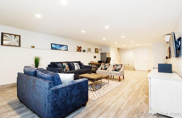 Foto del soggiorno dell'appartamento NY-16635 nell'Upper West Side