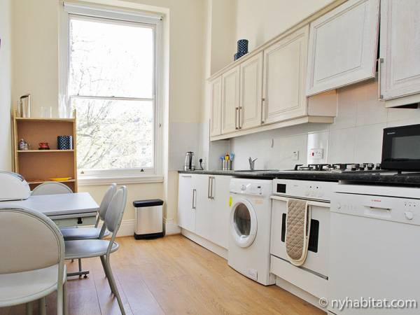 Londres T3 appartement location vacances - cuisine (LN-79) photo 1 sur 1