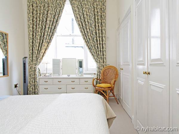 Londres T3 appartement location vacances - chambre 1 (LN-79) photo 2 sur 3