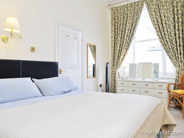 Londres T3 appartement location vacances - chambre 1 (LN-79) photo 1 sur 3