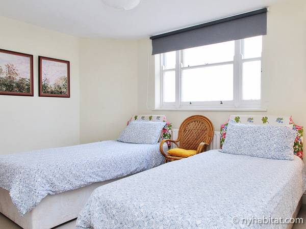 Londres T3 appartement location vacances - chambre 2 (LN-79) photo 1 sur 2