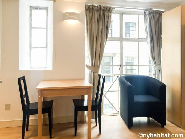 London - Studio apartment - Apartment reference LN-129
