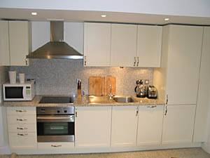 Londres T2 appartement location vacances - cuisine (LN-166) photo 1 sur 1