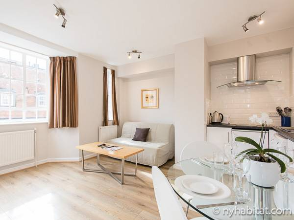 London - 1 Bedroom accommodation - Apartment reference LN-209