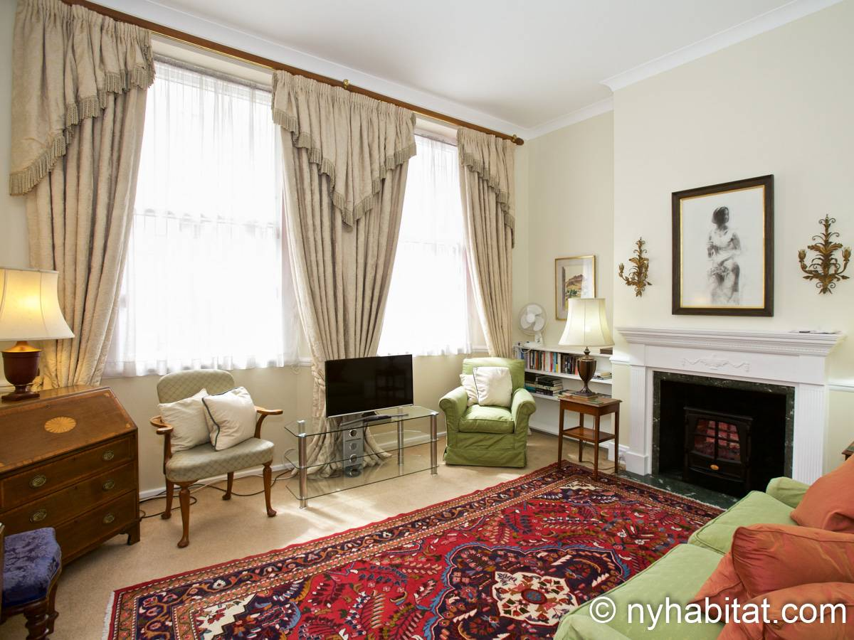 London - 2 Bedroom accommodation - Apartment reference LN-274