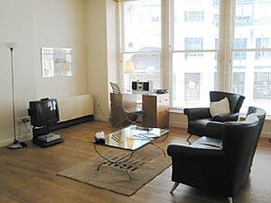 London 1 Bedroom accommodation - living room (LN-287) photo 1 of 4