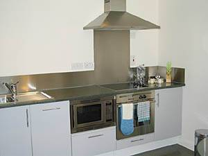 London 1 Bedroom accommodation - kitchen (LN-287) photo 1 of 1