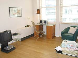 London 2 Bedroom accommodation - living room (LN-288) photo 3 of 3