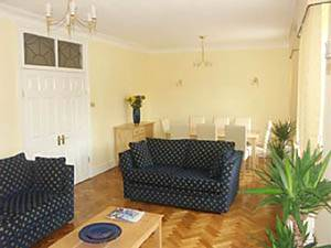London 3 Bedroom accommodation - living room (LN-306) photo 1 of 2