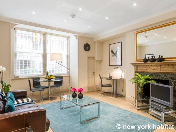 London 1 Bedroom accommodation - Apartment reference LN-315