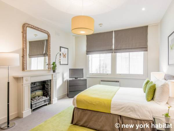 London 1 Bedroom accommodation - bedroom (LN-315) photo 1 of 1
