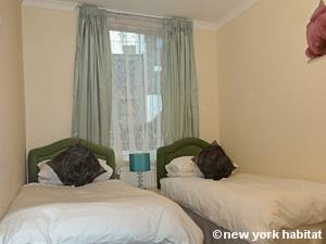 London 2 Bedroom accommodation - bedroom 2 (LN-334) photo 1 of 1