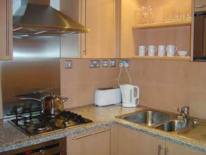 London 1 Bedroom apartment - kitchen (LN-369) photo 1 of 1
