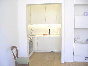 London 1 Bedroom accommodation - kitchen (LN-403) photo 2 of 2