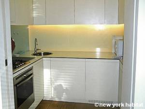 London 1 Bedroom accommodation - kitchen (LN-403) photo 1 of 2