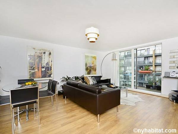 London 3 Bedroom accommodation - Apartment reference LN-434