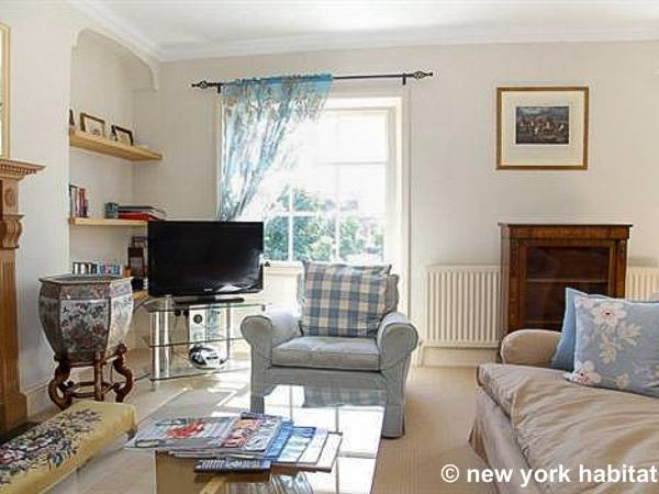 London Accommodation 2 Bedroom Rental in Chelsea (LN-461)